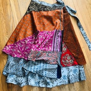Dresses & Skirts - Wrap skirt
